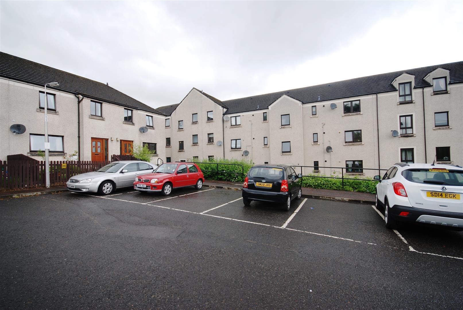 Flat 32, Grampian Court, Crieff Road, Perth, Perthshire, PH1 2ST, UK